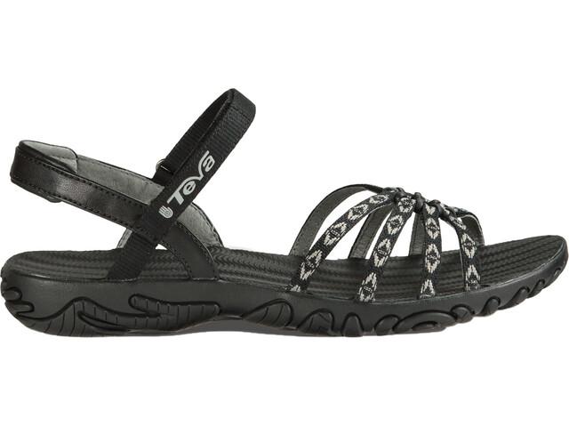 Teva W's Kayenta Sandals Carmelita Black